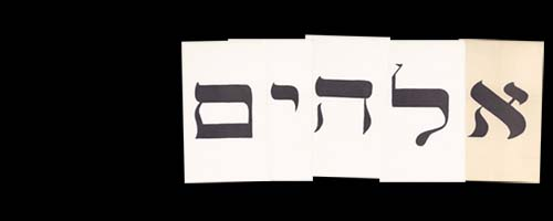 Hebrew word ELOHIM means the plural form for GOD.